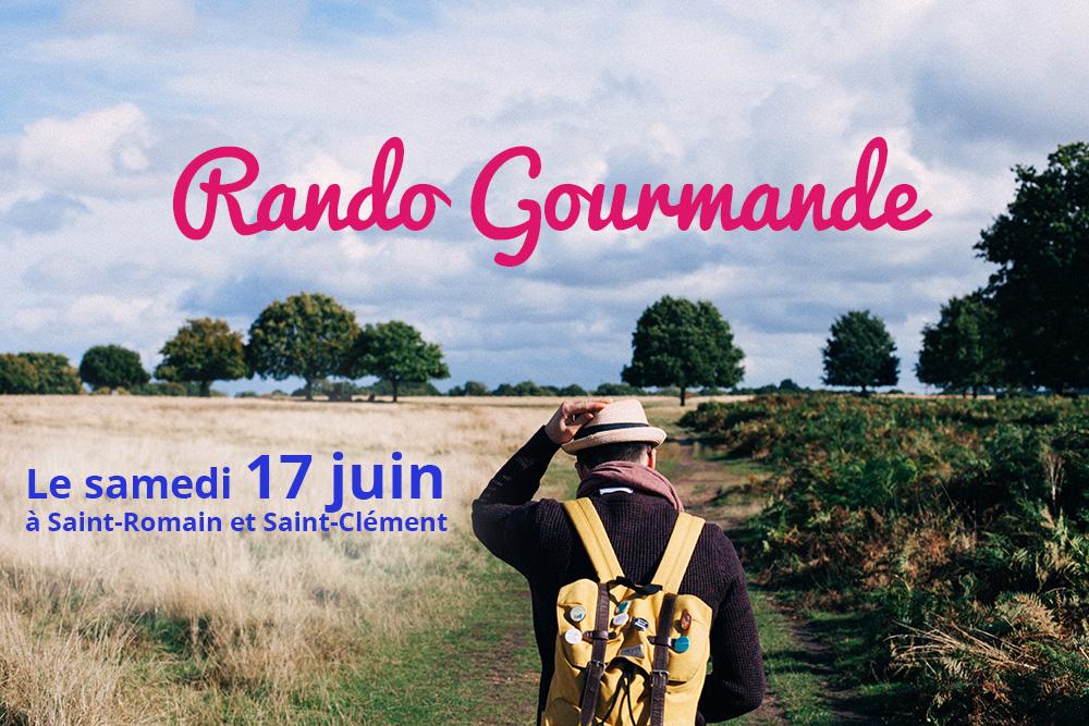 Rando Gourmande le samedi 17 juin
