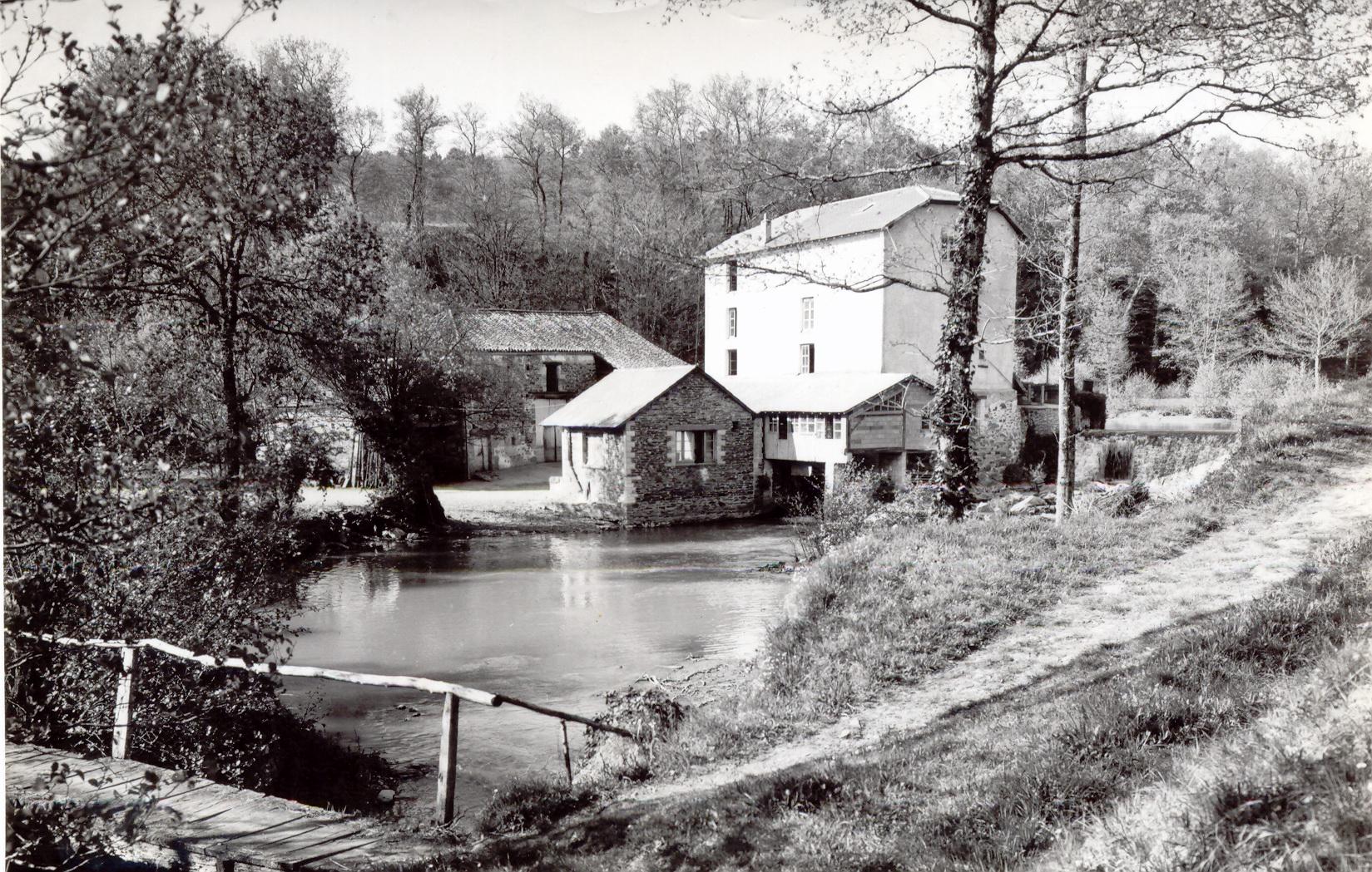 Les deux moulins : Feuyas et la Verdale